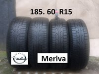 Roti Cauciucuri de iarna Opel Meriva 185 60 R15 M+S