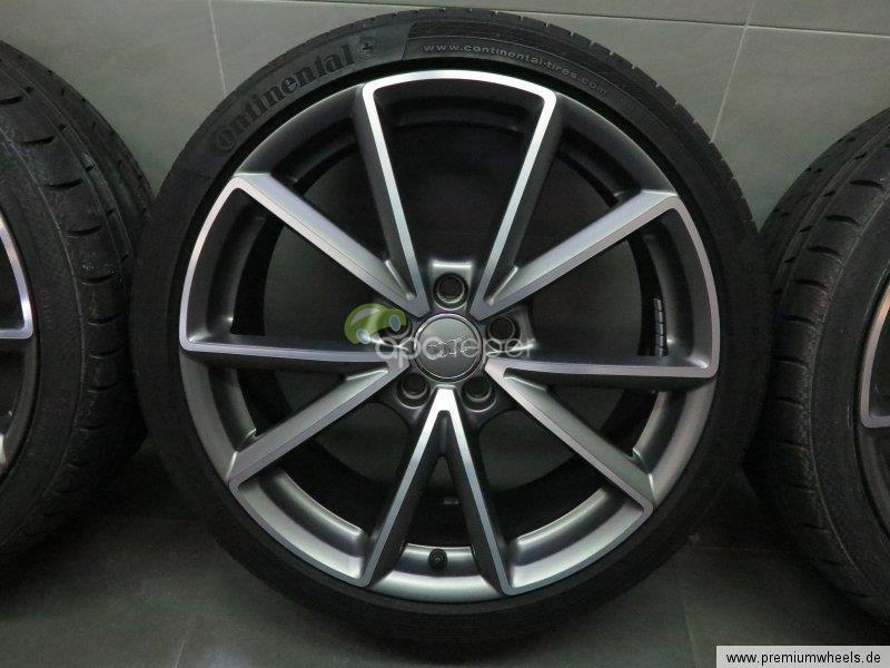 Roti complete 19 Audi A3 8V 2014 - 235/35R19 S3 - Rs3 Jante 19