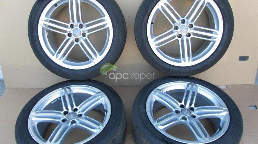 Roti complete Vara Audi Q5 8R Originale 255/45R20 profil 6mm!