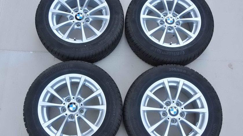 Roti Iarna 16 inch Originale BMW Seria 3 F30 F31 Seria 4 F32 F33 F36 Continental 205/60/R16 RunFlat