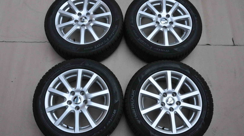 Roti Iarna 16 inch VW Golf 5 6 7 Jetta Touran Caddy Audi A3 A4 Hankook 205/55 R16