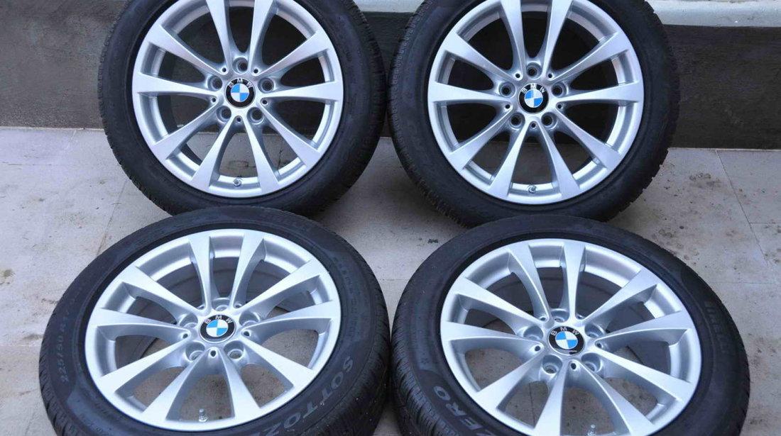 Roti Iarna 17 inch Originale BMW Seria 3 F30 F31 Seria 4 F32 F33 F36 Pirelli 225/50 R17