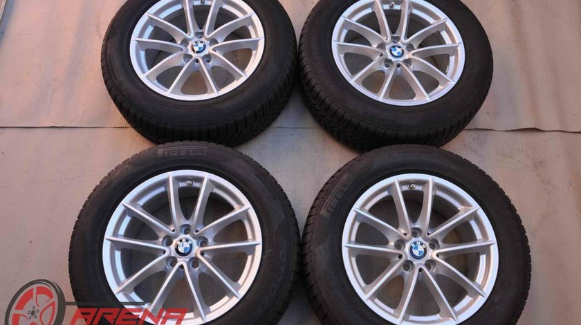 Roti Iarna 17 inch Originale BMW Seria 7 G11 G12 Seria 6 G32 GT Pirelli 225/60 R17