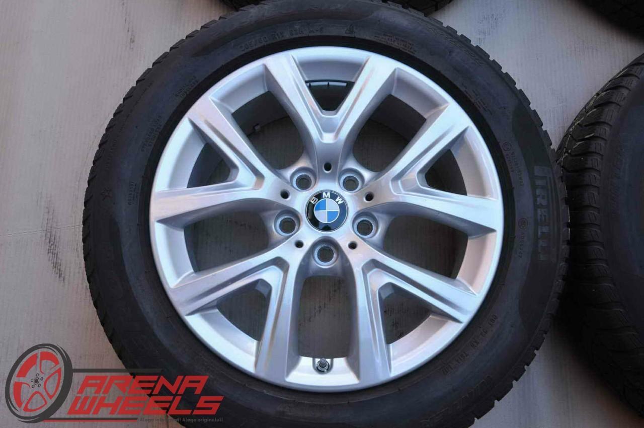 Roti Iarna 17 inch Originale BMW X1 F48 X2 F39 Pirelli 205/60 R17 93H