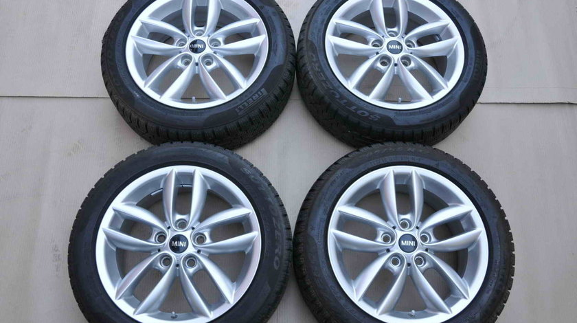 """Roti Iarna 17"""" Originale Mini Countryman R60 R61 Pirelli 205/55 R17"""