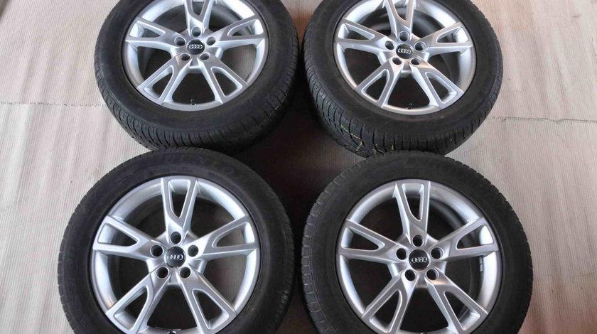Roti Iarna 18 inch Audi A6 4G Allroad Dunlop 235/55 R18