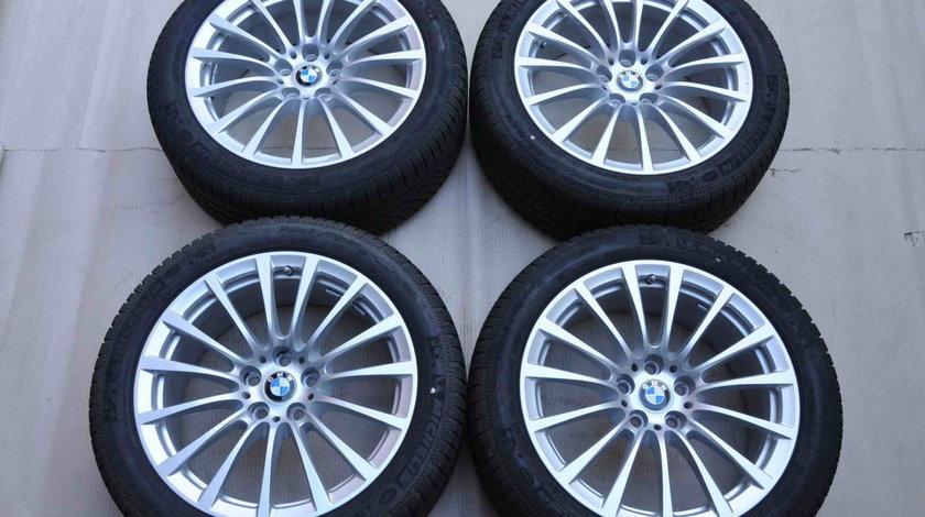 Roti Iarna 18 inch Originale BMW Seria 5 G30 G31 Michelin 245/45 R18