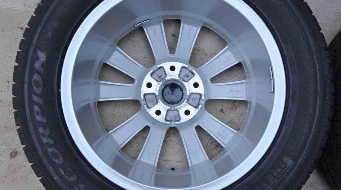 Roti iarna 18 inch Vw Touareg 7P Pirelli 255/55 R18