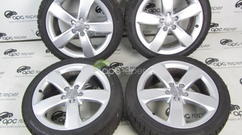 Roti iarna 18'' Originale Audi A4 8W B9  - 225 / 45 R18 Pirelli Sotto Zero