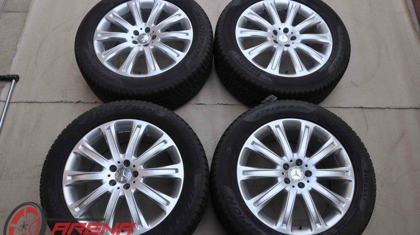 Roti Iarna 20 inch Originale Mercedes GLE Coupe W292 275/50 R20