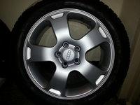 Roti iarna 225/50 R17 originale AUDI ( VW - SKODA - SEAT )