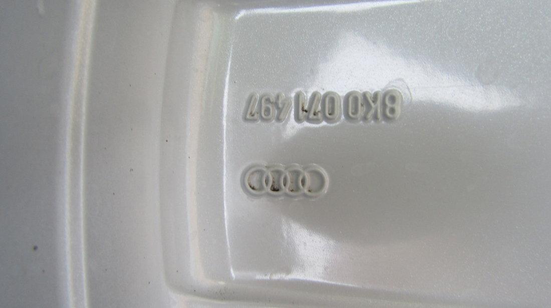 Roti iarna Audi A4 8K B8 Originale Jante 17'' - 225/50R17 Dunlop