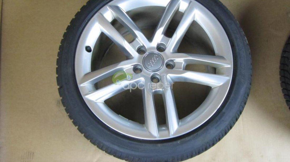 Roti Iarna Audi A6 4F / TT 8S / TT 8J  245/40/18 Jante Originale Anvelope 6mm!