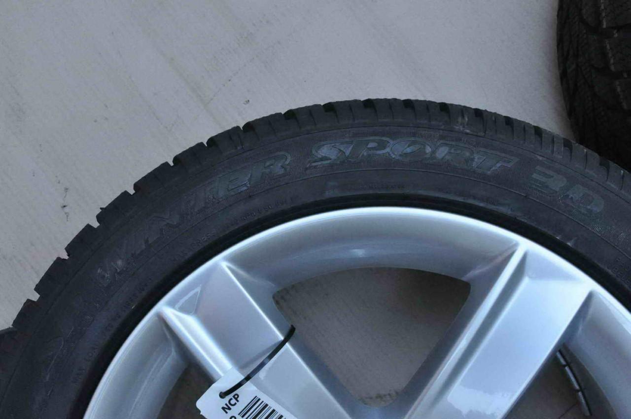 Roti Iarna Noi 17 inch Originale Audi A4 A5 A6 TT 8T 8W Dunlop 225/50 R17
