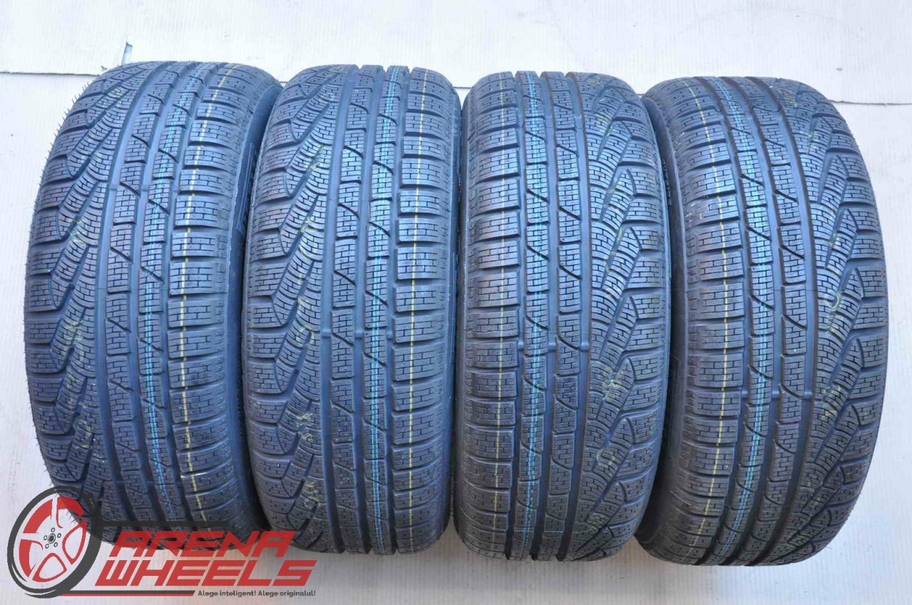 Roti Iarna Noi 17 inch Seria 3 F30 F31 Seria 4 F32 F33 F36 Pirelli 225/50 R17