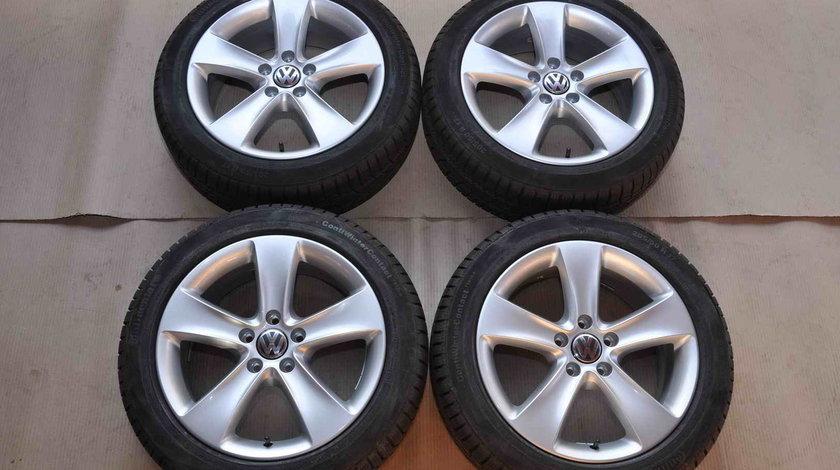 ROTI IARNA NOI 17 inch VW Passat CC si Scirocco Continental 205/50 R17