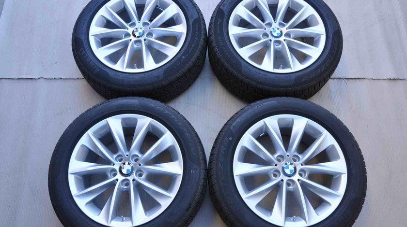Roti Iarna Noi 18 inch Originale BMW X3 F25 X4 F26 Pirelli 245/50 R18