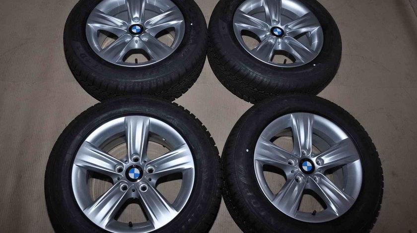 ROTI IARNA NOI ORIGINALE BMW Seria 3 F30 F31 Seria 4 F32 F33 F36 Dunlop 225/55 R16