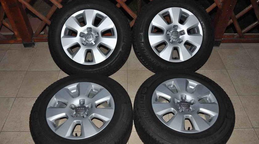 Roti Iarna Originale Audi A6 4G C7 Michelin 22/60 R16