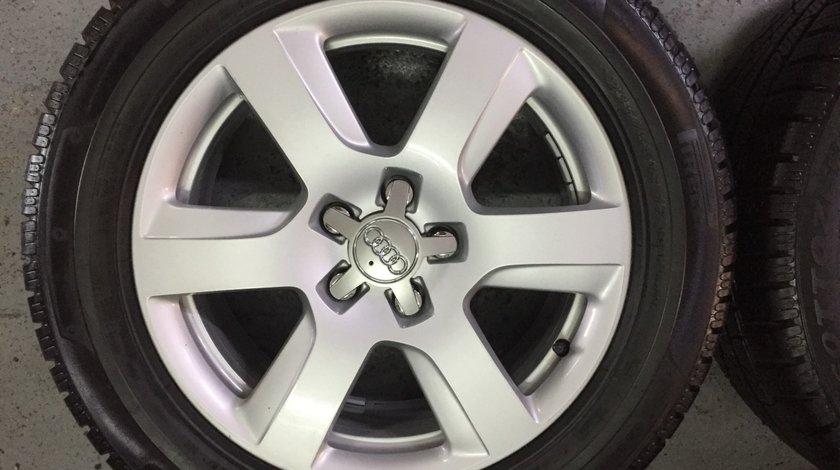 Roti iarna originale AUDI A7 4G R17, Pirelli 235/55/R17