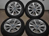 Roti Iarna Originale BMW Seria 5 F10 F11 Seria 6 F12 F13 Bridgestone 225/55/R17