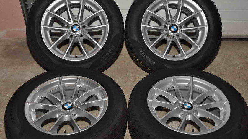 Roti Iarna Originale BMW X3 F25 17 inch Pirelli 225/60/R17
