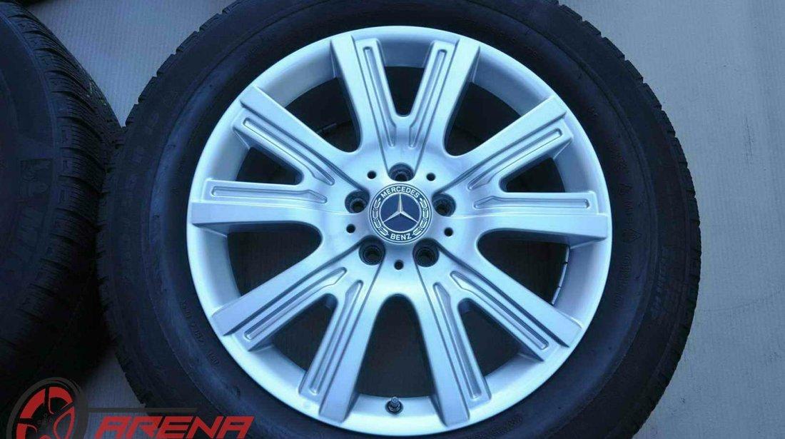 Roti Iarna Originale Mercedes GL W166 X166 ML GLE GLS Michelin 265/55 R19