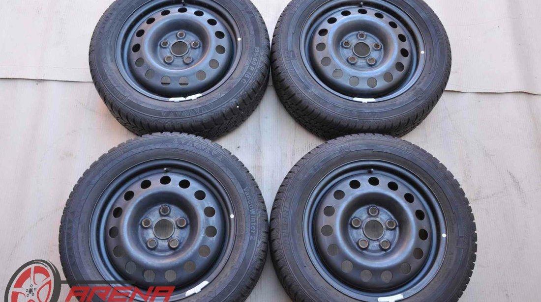 Roti Iarna Tabla 16 inch Originale VW Sharan 7M 195/60 R16C 97T
