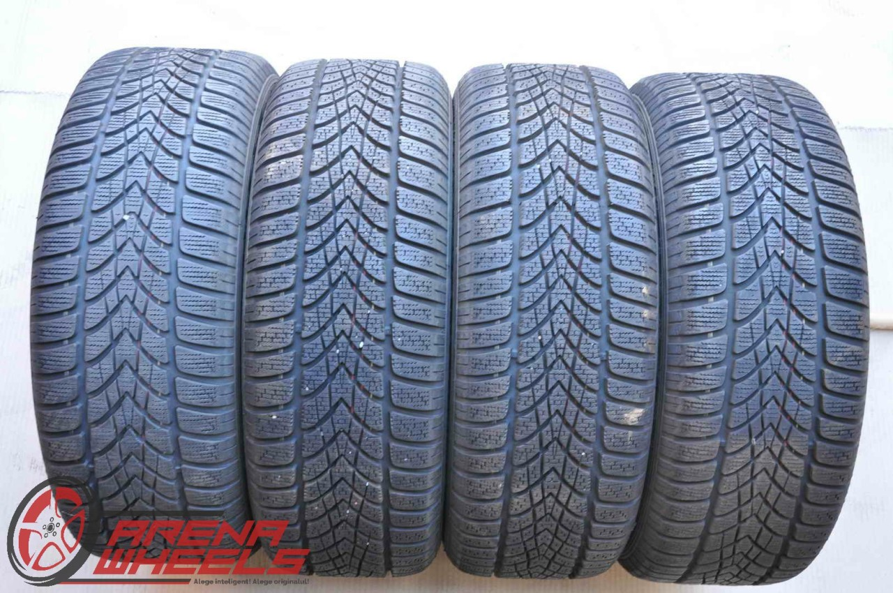 Roti Iarna Tabla Originale VW Golf 6 7 Caddy Touran Audi A3 Skoda Octavia Seat Leon Altea 205/55 R16