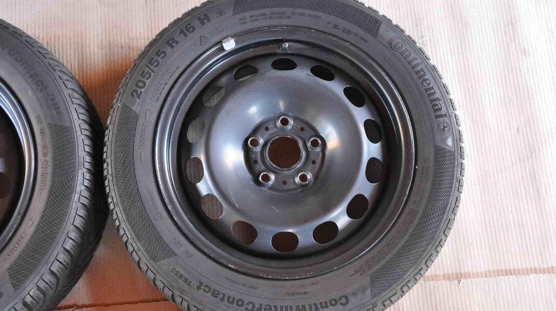 ROTI IARNA TABLA VW Golf 5 6 7 Jetta Touran Audi A3 8P 8V 205/55 R16