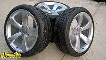 Roti noi de vara 20 toli rotor original audi A5 A6 A6 Allroad A7 A7 cu anvelope 265 35 20 pirelli