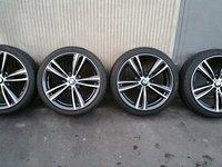 Roti Originale BMW seria 3 f30, F31,F32, seria 3 Gt, seria 4, F33,F35, Gran coupe, M paket 19zoli