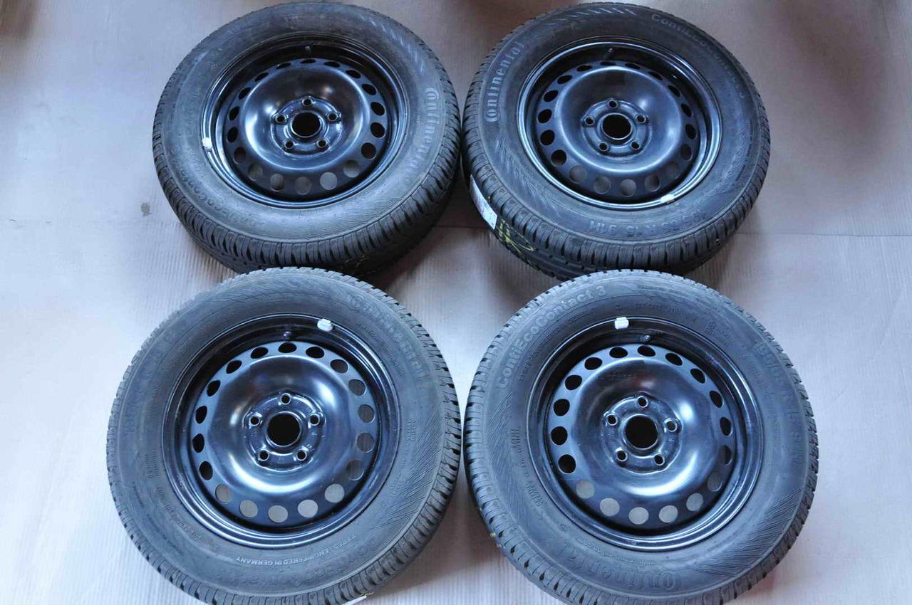 Roti Vara 15 inch VW Golf 5 6 Jetta, Audi A3, Skoda Octavia 195/65 R15