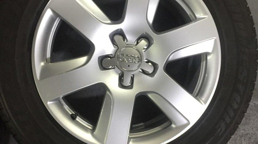 Roti vara 17 Audi A7 jante OEM cu anvelope 235/55R17