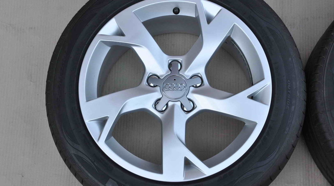 Roti Vara 17 inch Originale Audi A4 A6 TT Nexen 245/45 R17