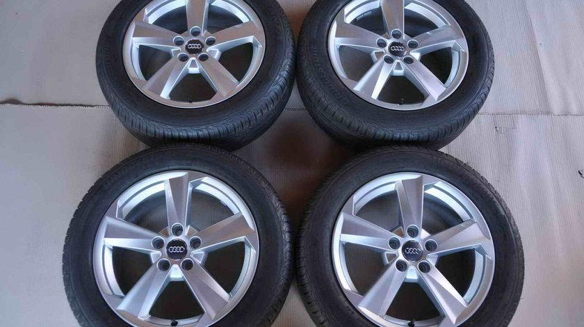 Roti Vara 17 inch Originale Audi Q2 GA Bridgestone 215/55 R17