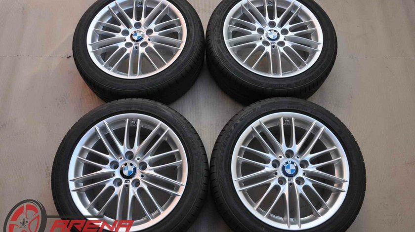 Roti Vara 17 inch Originale BMW Seria 1 F20 F21 Seria 2 F22 F23 F87 Style M460