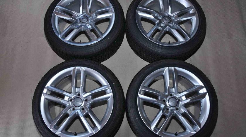 Roti Vara 18 inch Audi TT 8J 8S A6 4F Bridgestone 245/40 R18
