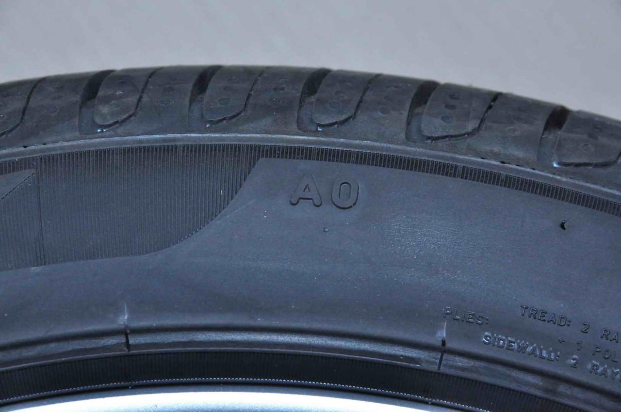 Roti Vara 18 inch Originale Audi A5 8F Pirelli 245/40 R18
