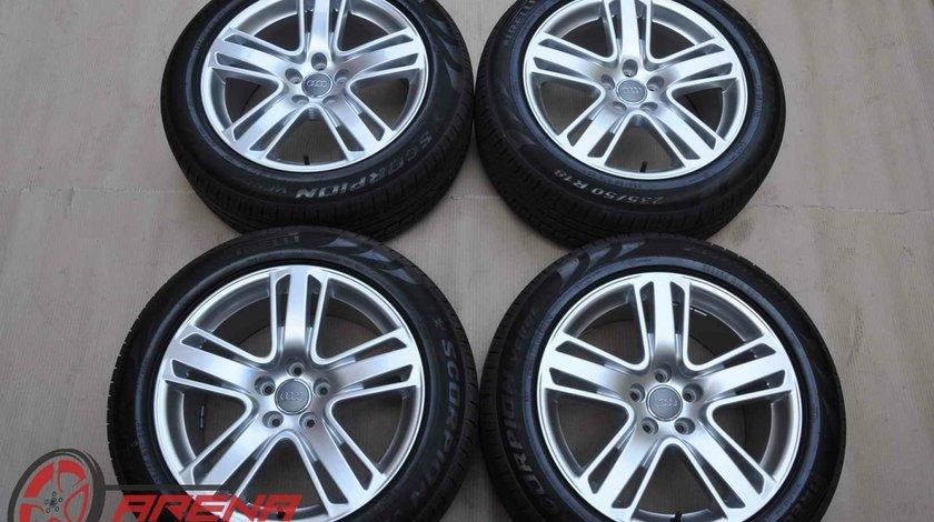 Roti Vara 18 inch Originale Audi Q3 SQ3 Pirelli 235/50 R18