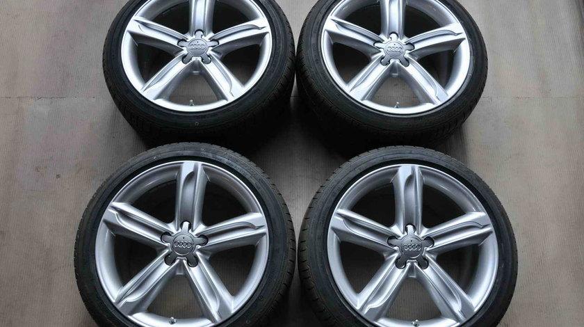 Roti Vara 18 inch Originale Audi TT 8J A6 4F Bridgestone 245/40 R18