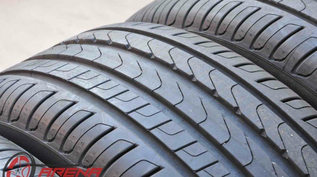 Roti Vara 18 inch Originale BMW Seria 5 F10 F11 Seria 6 F12 F13 F06 Pirelli 245/45 R18
