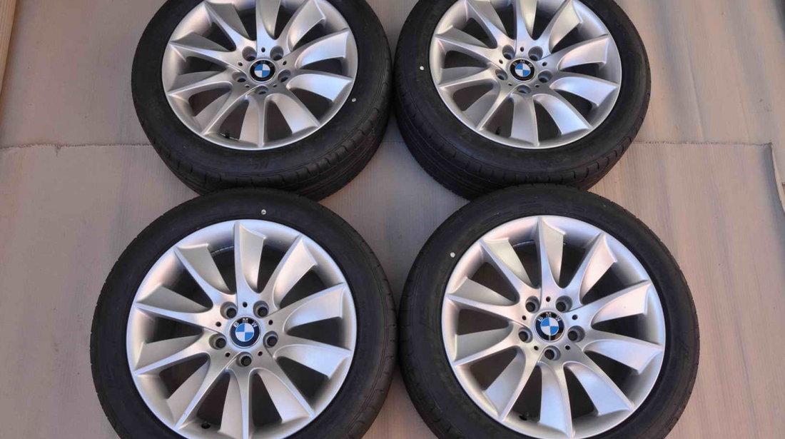 Roti Vara 18 inch Originale BMW Seria 5 F10 F11 Seria 6 F12 F13 F06 Dunlop 245/45 R18 si 275/40 R18