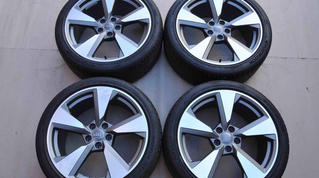 Roti Vara 19 inch Orig Audi A4 A5 A6 Hankook Ventus S1 EVO2 255/35 R19