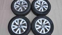 Roti Vara Noi 16 inch Originale VW Passat B8 Conti...