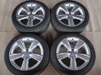 Roti Vara Noi 18 inch Orig Audi A4 Allroad A6 4G 4F Pirelli 245/45 R18