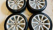 Roti Vara Noi cu Jante Originale Audi A4 B8 ET47 B...