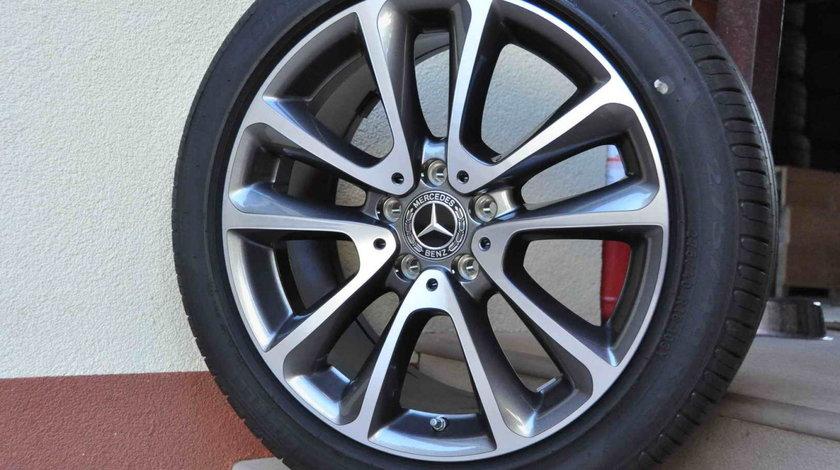 Roti Vara Noi Orig Mercedes E-Class W213 Pirelli 245/45 R18 275/40 R18