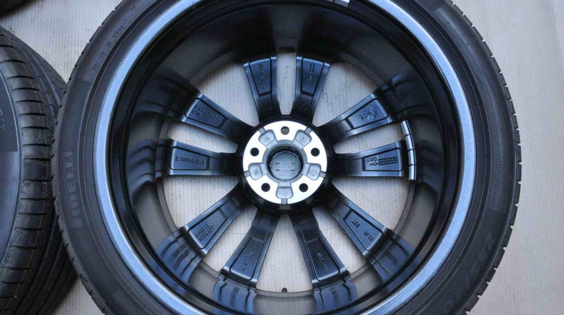 Roti Vara Noi Originale Audi A6 4K C8 2018-prezent Pirelli 255/40 R20