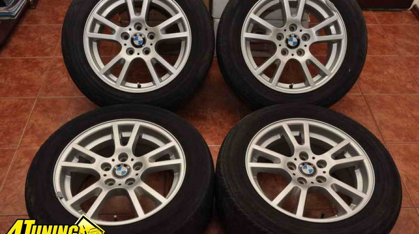 Roti Vara Originale BMW X3 E83 Bridgestone 235 55 R17